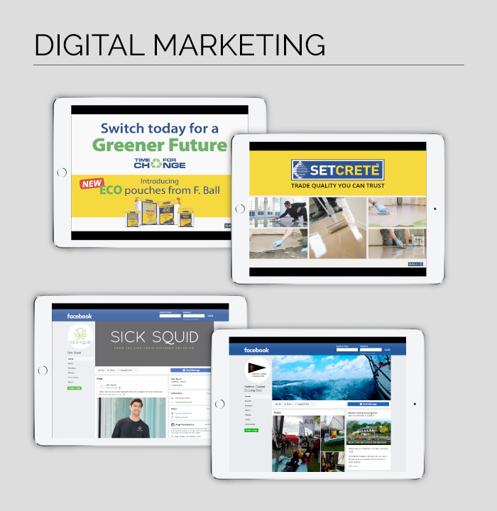Digital Marketing by Oyster Creative