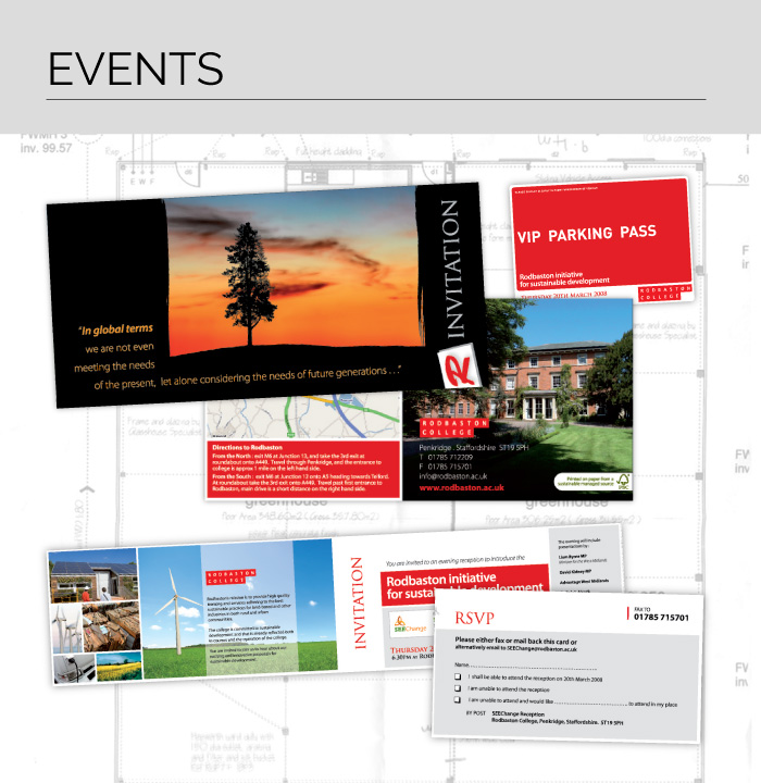 Events by Oyster Creative